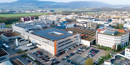 Endress+Hauser Flow, productiecentrum voor flowmetingen